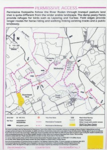 Copy of Permissive Path Loppington and Wolverley